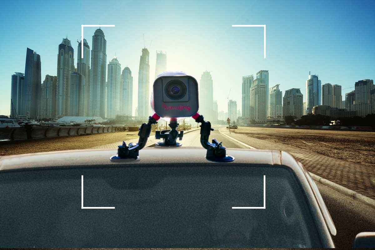Introducing the most compact & portable MOBILE MAPPING SOLUTION