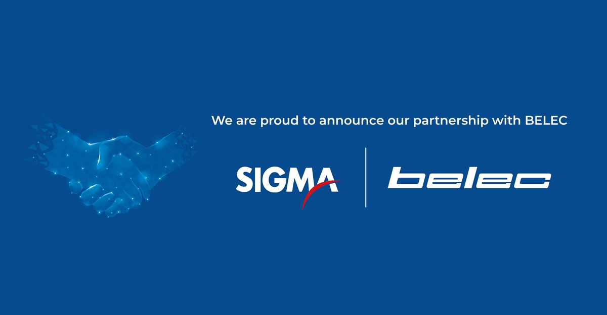 We welcome BELEC as our new partner