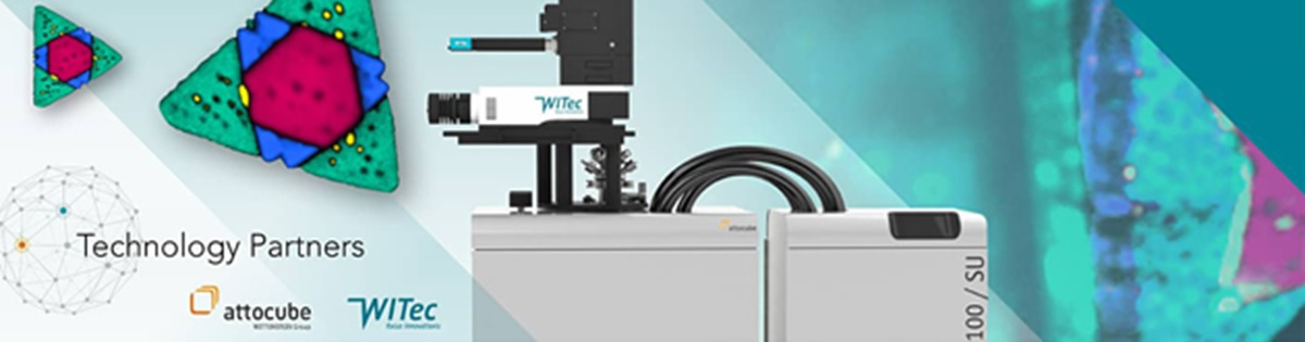 WITec and attocube launch cryoRaman - low temperature Raman imaging microscope
