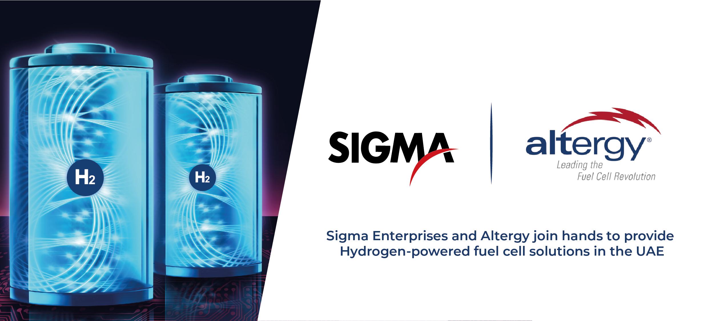 Altregy and Sigma Enterprises partnership Announcement