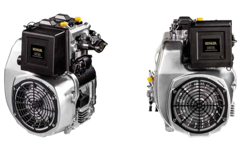 Air Cooled Diesel Engine from 2.2 to 105 KW