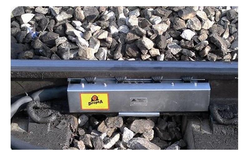 BBTS Lubrication System for Rail Curve