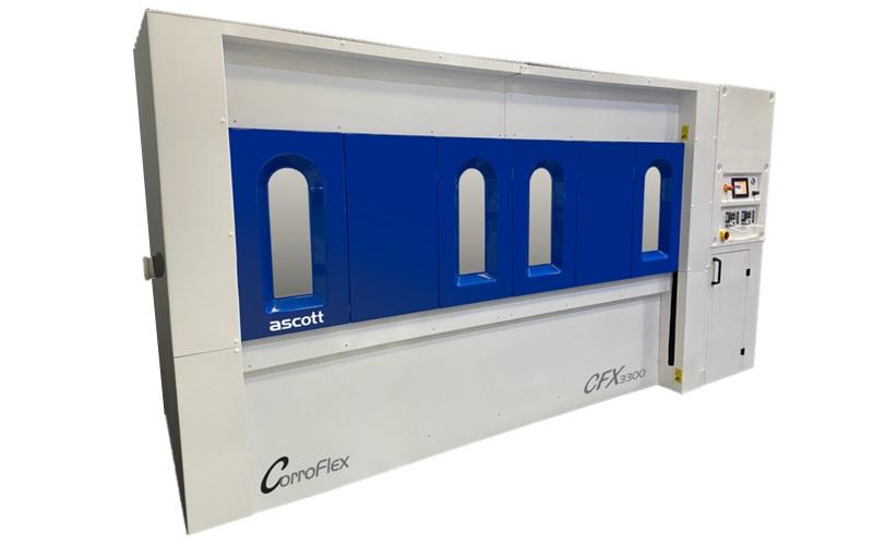 CorroFlex Corrosion Chamber