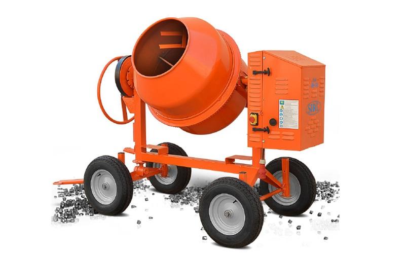 Concrete Diesel Mixer BP 400 4R