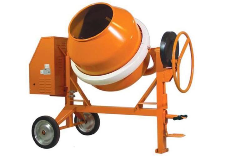 Electric Concrete Mixer BP350 JTD