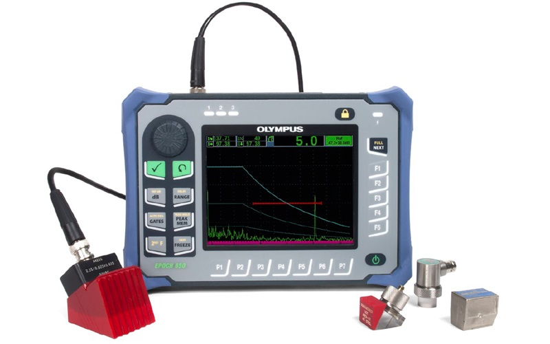 Ultrasonic Flaw Detector EPOCH® 650