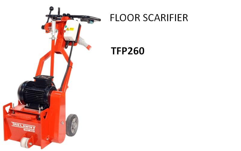 Floor Scarifiers