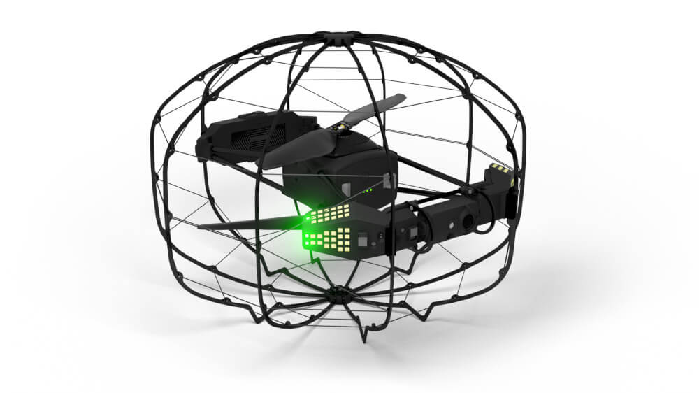 ASIO® Professional Inspection Drone