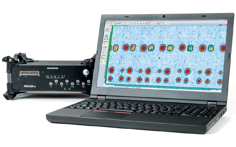 Thickness & Flaw Inspection FOCUS PX/PC/SDK