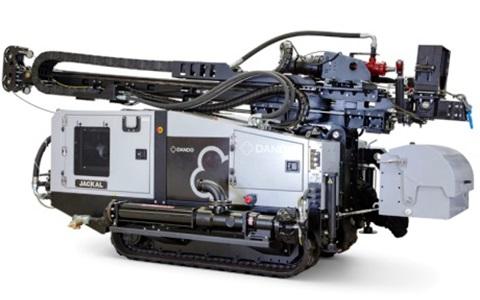 Jackal 4000 Multi Purpose Drilling Rig