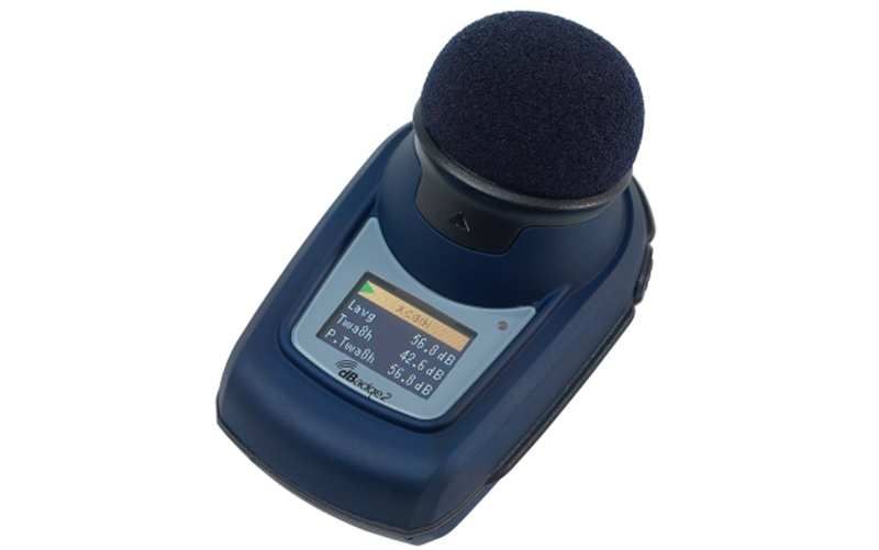 Personal Noise Exposure Meter dBadge2