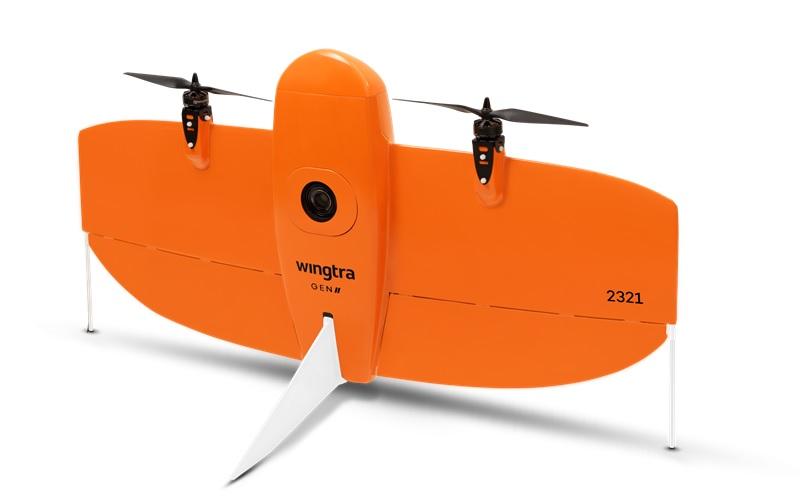 WingtraOne GEN II